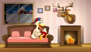 UCE Winter Break Reading Challenge!
