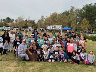 December 1K Fun Run and Gingerbread House Competition