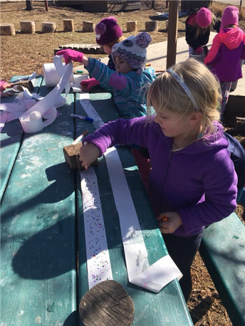Science in the Outdoor Classroom