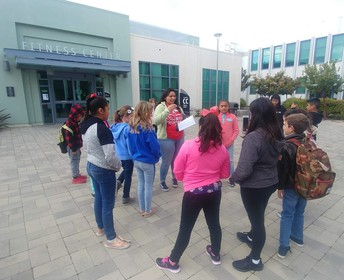 4th Graders visit LBCC at part of Long Beach College Promise