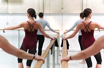 For intermediate/advanced, adult dancers.