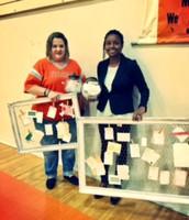 Mrs. Hansen & Dr. Miller Principal Appreciation Month
