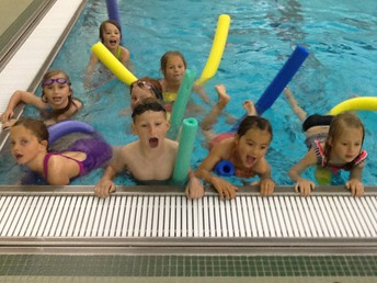 Swim Lessons offered all year!