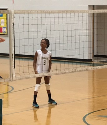 Volleyball!