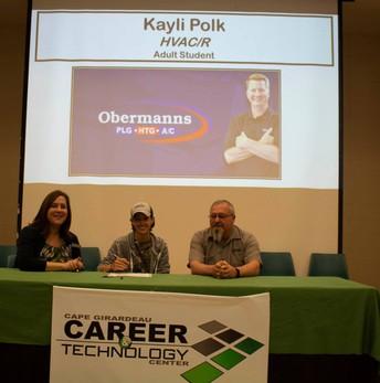 Kayli Polk, HVAC/R