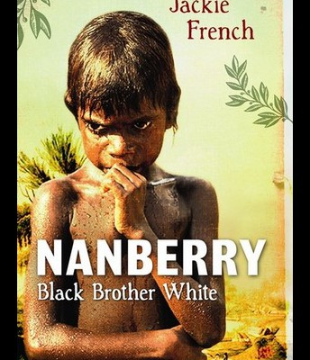 Nanberry - black brother white (the back round)