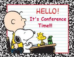 PARENT/TEACHER CONFERENCES - November 19-20th