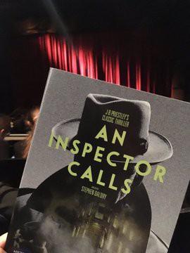 Theatre Trip - An Inspector Calls