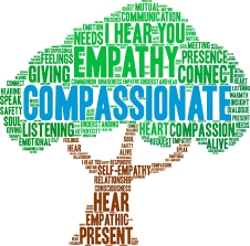 COMPASSIONATE SERVICE: A FAMILY'S GUIDE TO GETTING INVOLVED
