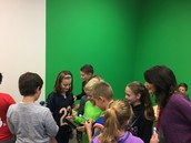 MAKER CLUB BUSY MAKING A MOVIE