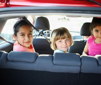 Hang Tags for Afternoon Carpool