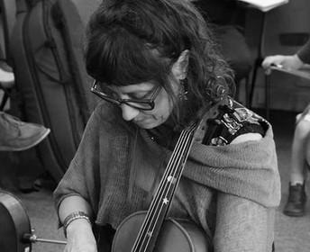 Eulàlia Subirà, violoncel Suzuki
