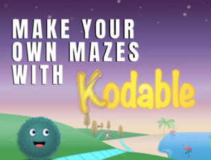 Make Your Own Kodable Mazes