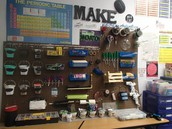 8 - MakerSpace Tools and Materials