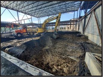 Auditorium Excavation