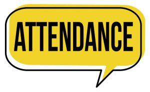 ATTENDANCE UPDATES
