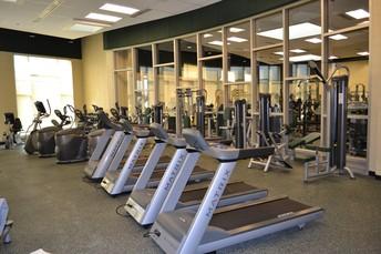 Fitness Center Opens September 19
