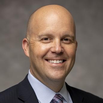Dr. Mark Miles, Rockwood Superintendent