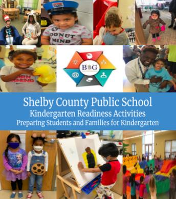 Kindergarten Readiness Booklet (English)