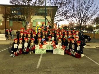 Downtown McKinney Holiday Parade