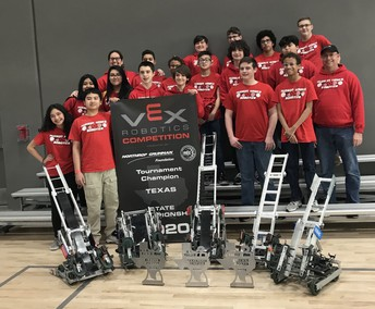 Congratulations ROBOTICS!