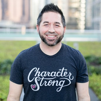 Who is John Norlin and what is CharacterStrong?