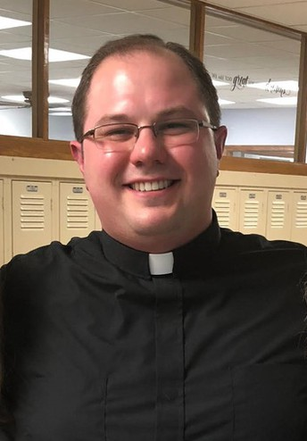 Meet Our New Spiritual Director: Father Twenty!