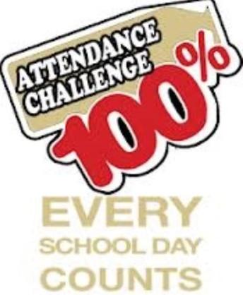 Attendance CHALLENGE!