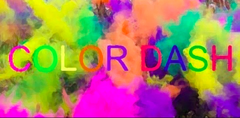 Jaguar Color Dash Kick-off Meeting Monday, April 29th at 7:00 PM in BSES Library!