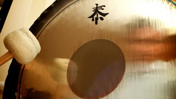 Gong Bath Immersion Meditation