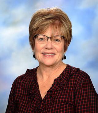 photo of Mrs. Holsinger-Thomas