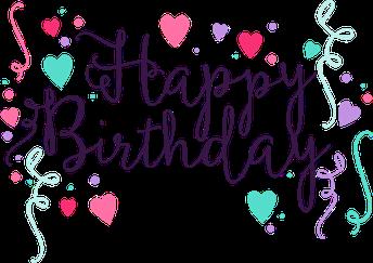 Birthdays This Week!!