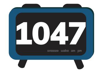 1047 volunteer hours donated.