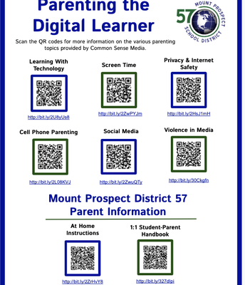 PARENTING THE DIGITAL LEARNER
