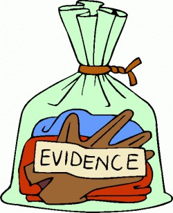 Stem Vocabulary of the Week: Evidence