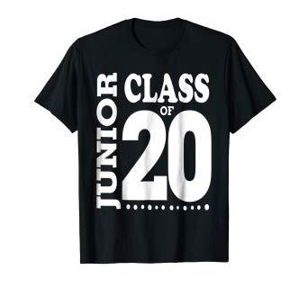 Junior Class Information -- Class of 2020