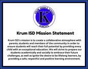 KMS Mission Statement
