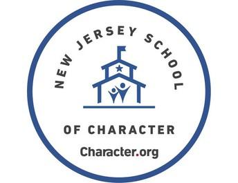 Named NJ Schools of Character!