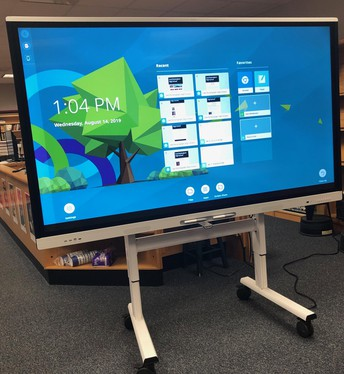 SMART Board Interactive Flat Panel