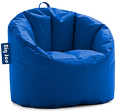 Bean Bag Chairs in the Library