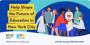 Vote in the 2021 NYCDOE CCEC Elections