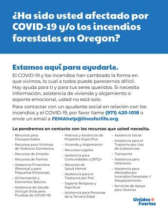 PROGRAMA DE RECUPERACIÓN POR DESASTRES