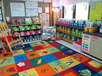 Literacy-Rich Classroom