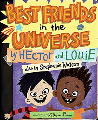 "Book Blurb- ""Best Friends in the Universe"""