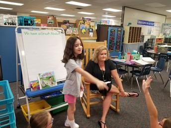 4th Grade, Ms. Trupp