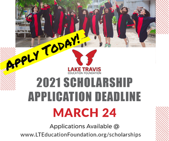 LTEF accepting applications for senior scholarships