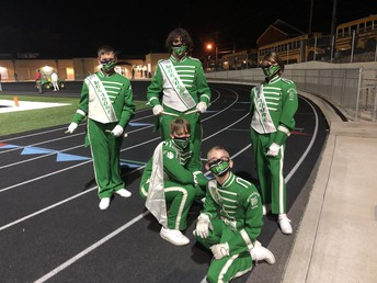 Percussion Section 2020