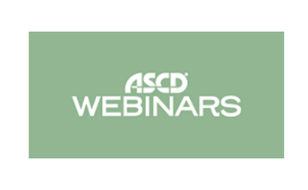FREE WEBINAR FROM ASCD: Solving Academic and Behavior Problems in a Remote Environment
