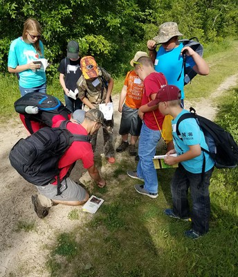Wildlife tracking and ID workshop