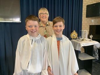 Year Four Eucharist Retreat